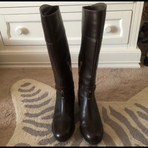 Banana Republic Sloanne Equestrian Riding Boots 8